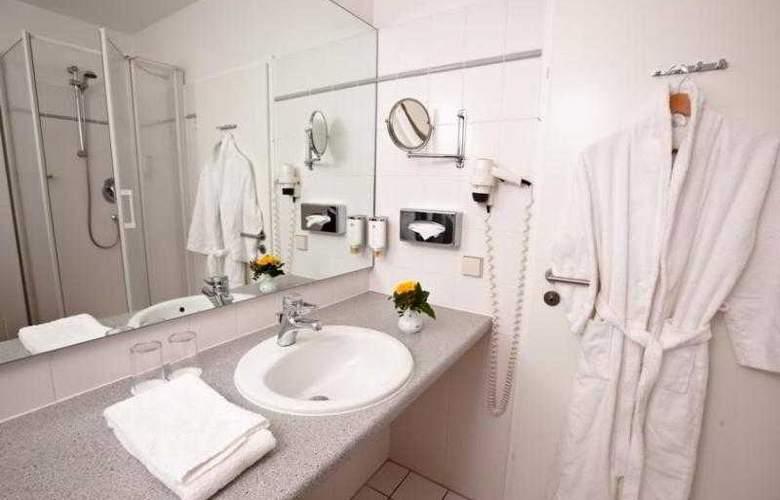 Best Western Hotel Geheimer Rat - Hotel - 4