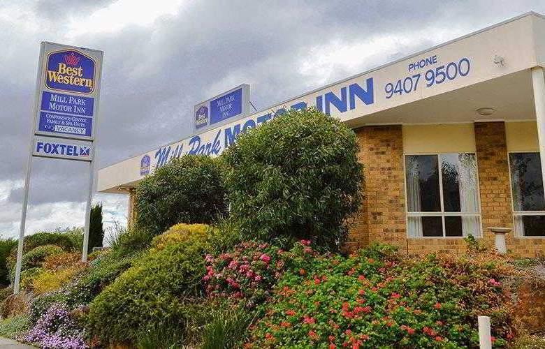 Best Western Mill Park Motel - Hotel - 2