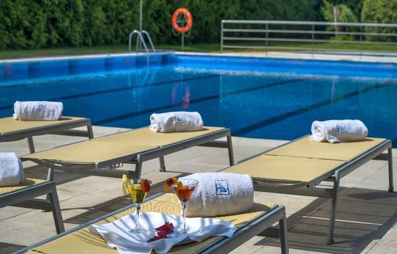Eurostars Auriense - Pool - 9