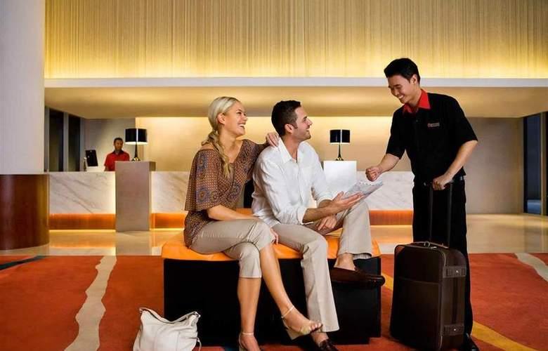 Ibis Singapore on Bencoolen - Hotel - 29