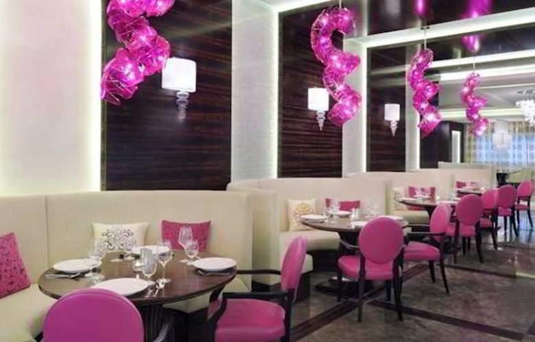 Marriott Executive Apartments Dubai Al Jaddaf - Restaurant - 2