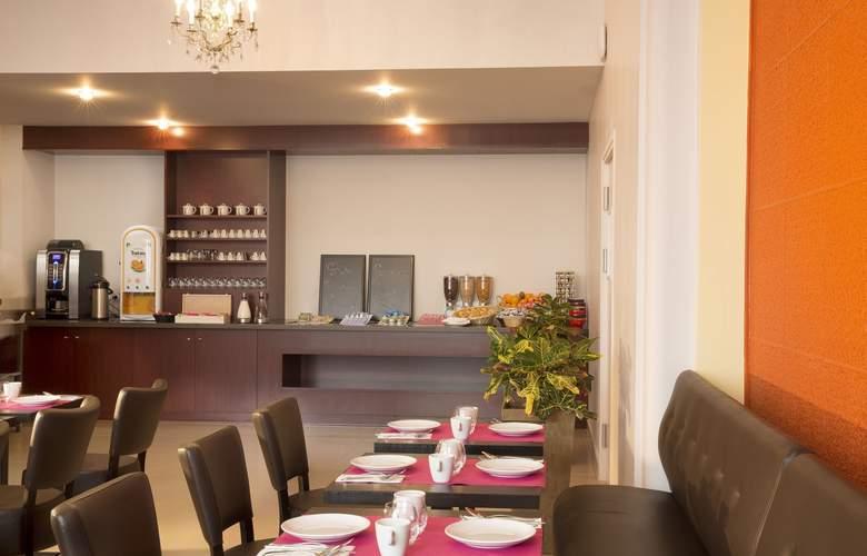 Executive Hotel - Restaurant - 10