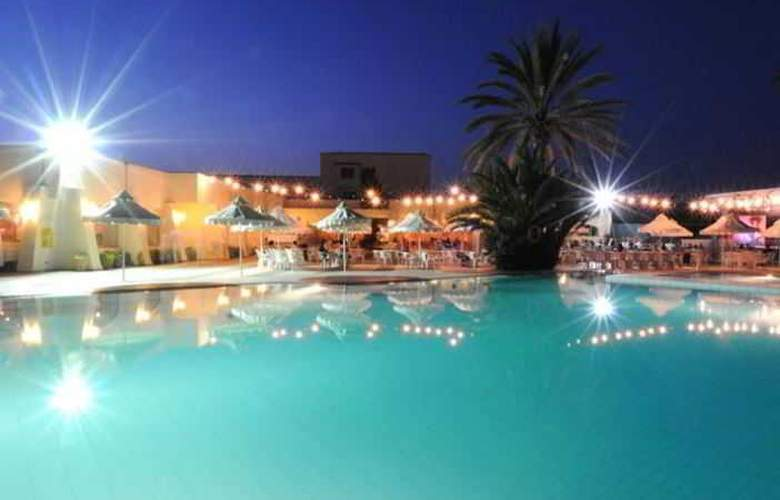 PrimaSol Omar Khayam Resort & Aquapark - Pool - 4