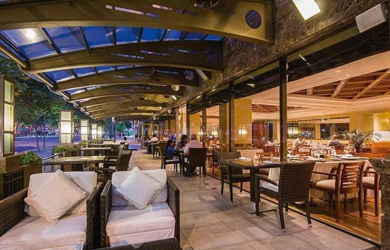 Plaza El Bosque Ebro - Restaurant - 23