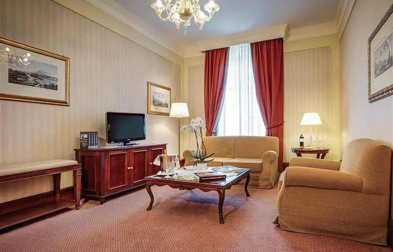 Mercure Palermo Excelsior City - Hotel - 15