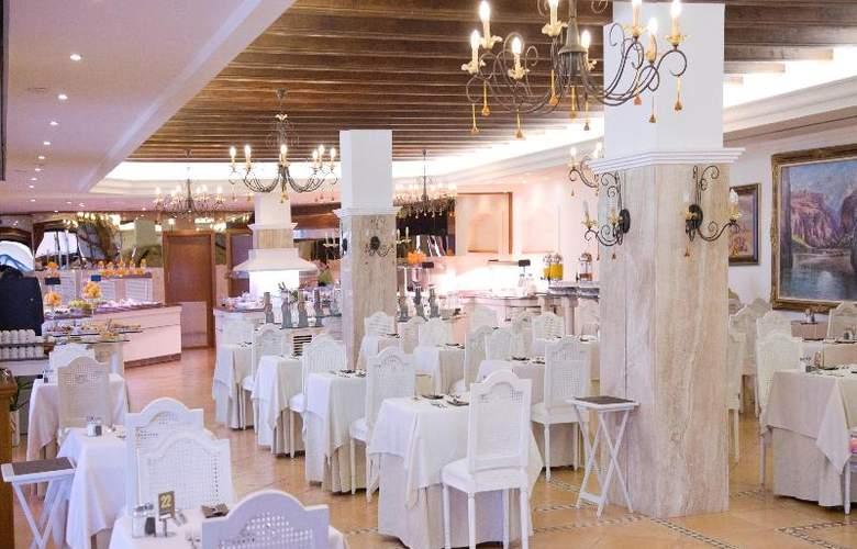 Mon Port Hotel Spa - Restaurant - 131