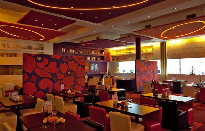 Airport Hotel Basel - Restaurant - 9