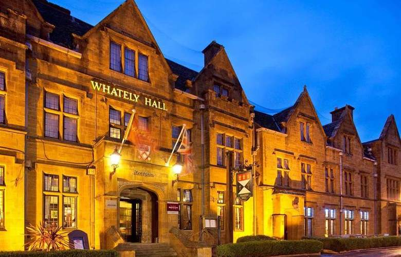 Mercure Banbury Whately Hall Hotel - Hotel - 49