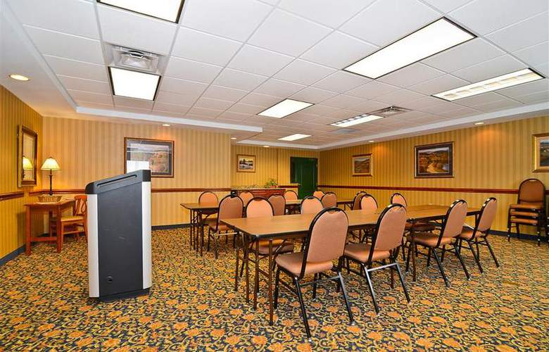 Best Western Executive Inn & Suites - Conference - 140