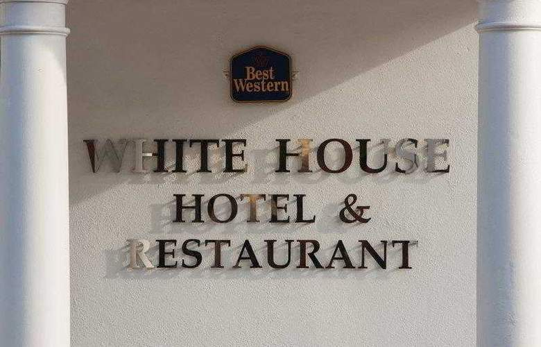 Best Western White House Watford - Hotel - 13