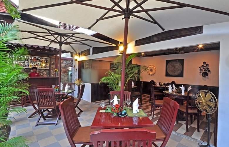 HanumanAlaya Villa - Restaurant - 4