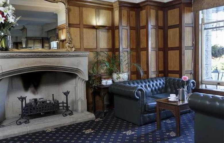 Best Western Duke Of Cornwall Hotel - Hotel - 43