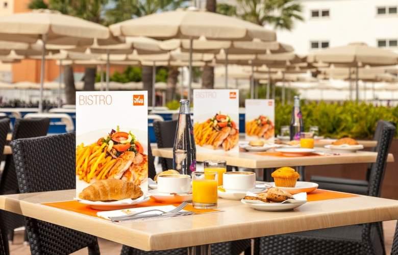 Zafiro Rey Don Jaime - Restaurant - 19