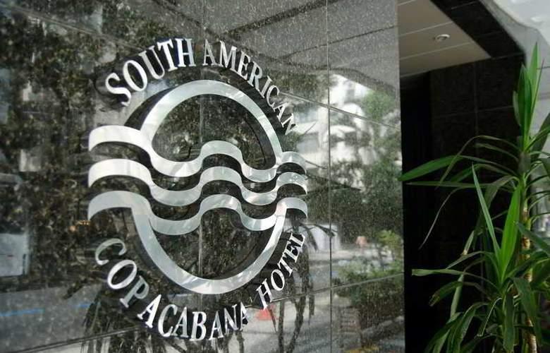 South American Copacabana - Hotel - 0