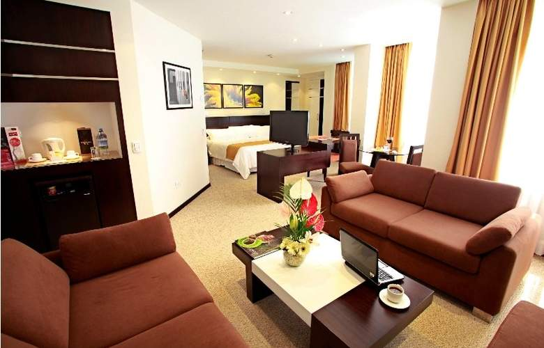 Mercure Hotel Alameda Quito - Room - 16