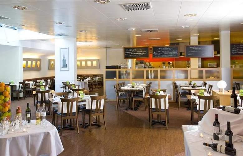 Best Western München-Airport - Restaurant - 4
