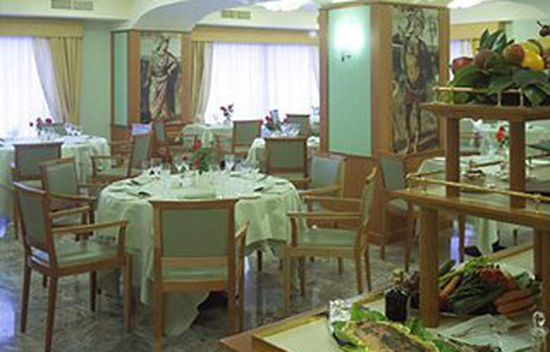 Sangallo Palace - Restaurant - 4