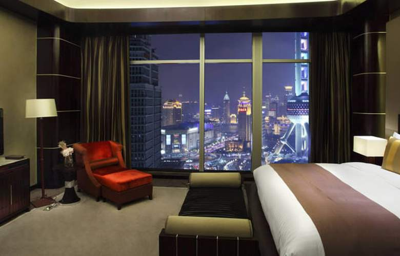 Grand Kempinski Shanghai - Room - 10