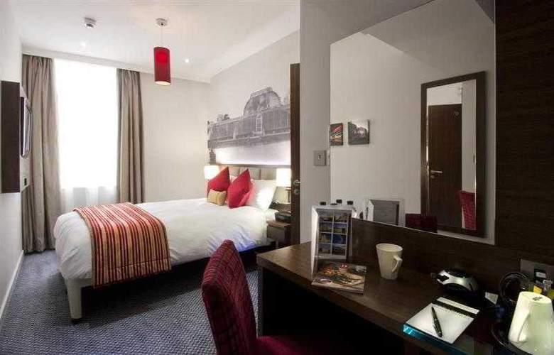 Best Western Plus Seraphine Hotel Hammersmith - Hotel - 38