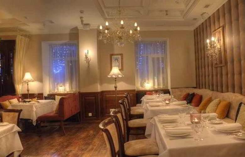 Frederic Koklen Boutique Hotel - Restaurant - 13