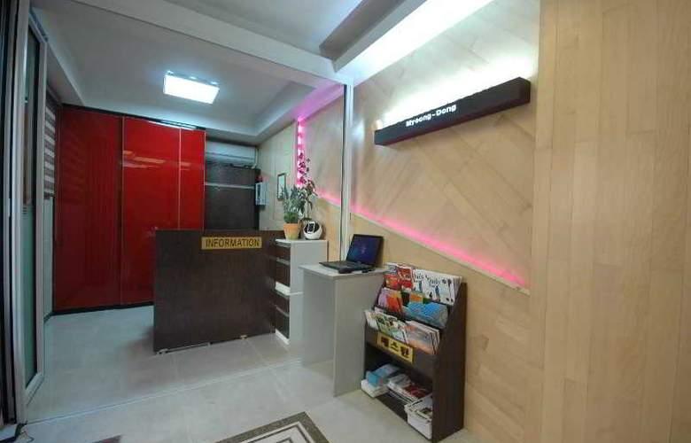 Vestin Villa Myeong-Dong Guest House - General - 4