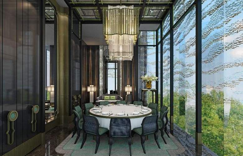 Four Seasons Pudong - Restaurant - 15