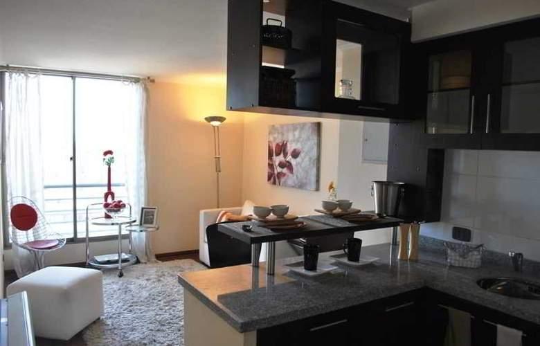 Relen Suites Bellas Artes - Room - 6