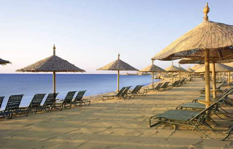 Hyatt Regency Sharm El Sheikh Resort - Beach - 5