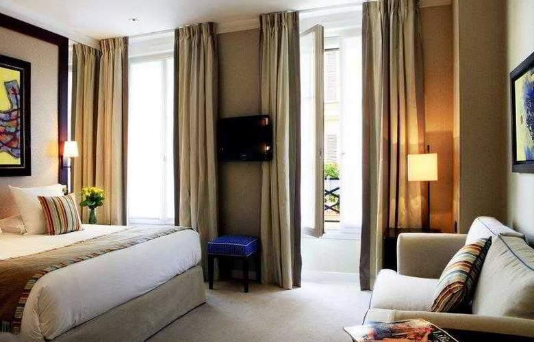 BEST WESTERN FOLKESTONE OPERA - Hotel - 8