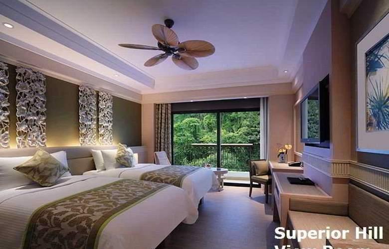 Shangri-la's Rasa Sentosa Resort - Room - 2