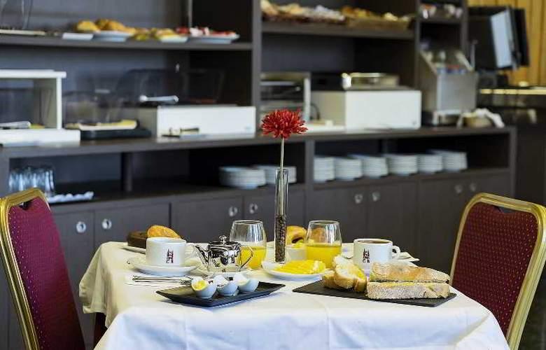 Sercotel Ciudad de Burgos - Restaurant - 61