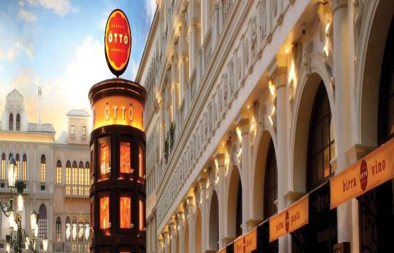 The Palazzo Resort Hotel Casino - Restaurant - 37