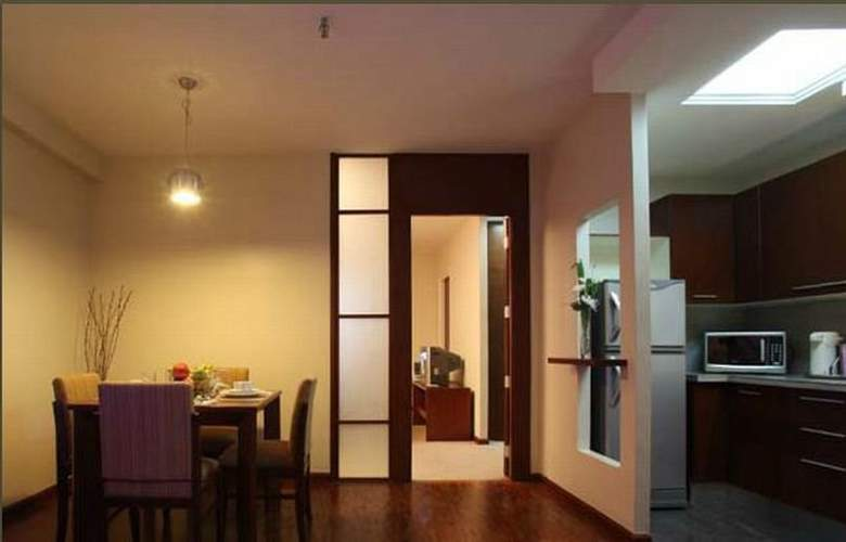Amorsolo Mansion Apartments and Suites - Hotel - 6