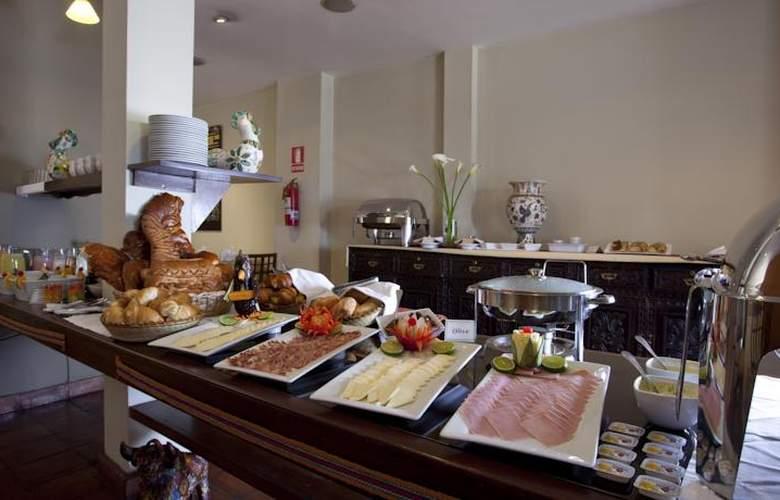 San agustin El Dorado - Restaurant - 13