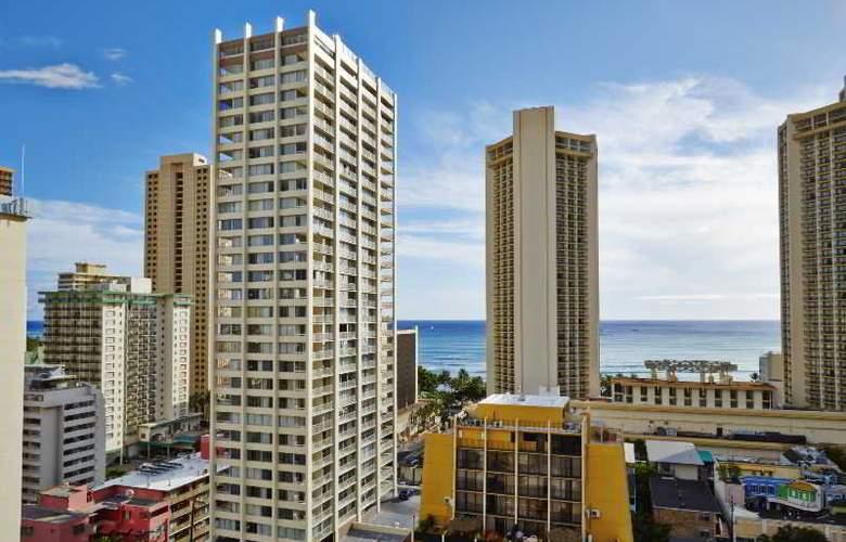 Aqua Pacific Monarch - Hotel - 4