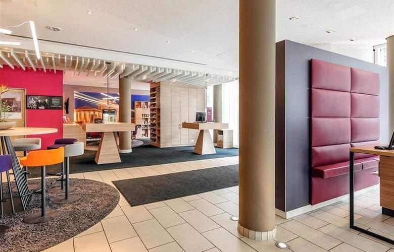 Mercure Berlin City - Hotel - 52