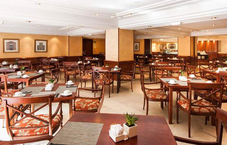 Meliá Zaragoza - Restaurant - 4