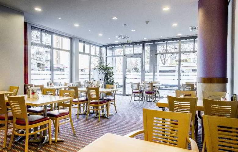 Holiday Inn Express Berlin City Centre - Restaurant - 23
