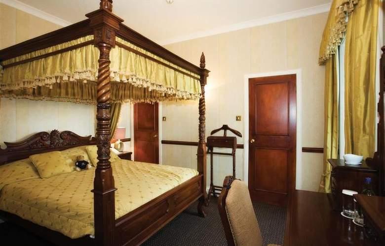 Best Western Dryfesdale - Room - 333