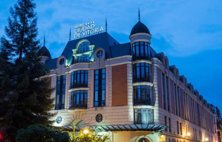 Silken Ciudad de Vitoria - Hotel - 0