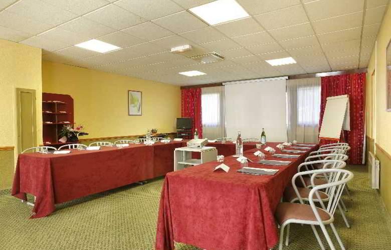 Inter-Hotel Ikar - Conference - 3