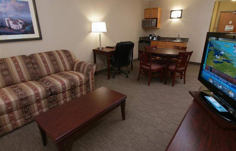 Best Western Pembina Inn & Suites - Room - 128