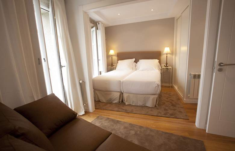 Catedral Suites Santiago - Room - 4