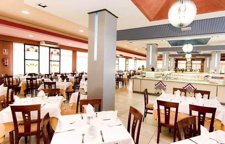 Monarque Torreblanca - Restaurant - 23