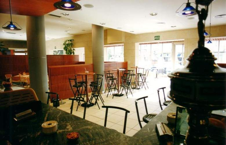 Sarga Sentirgalicia Apartmentos - Bar - 5