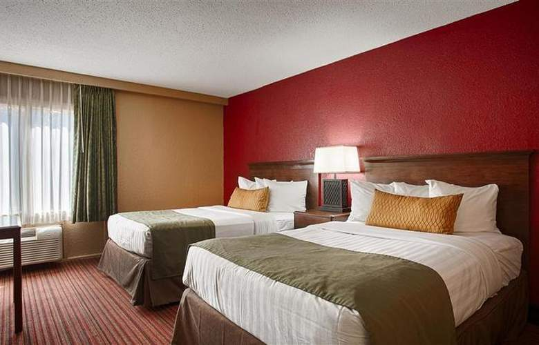 Best Western Holiday Plaza - Room - 45