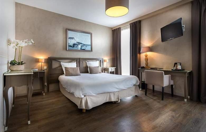 Best Western Hotel de la Plage - Room - 39
