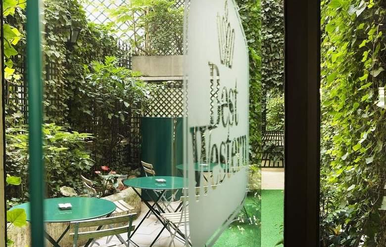 Best Western Tour Eiffel Invalides - Hotel - 11