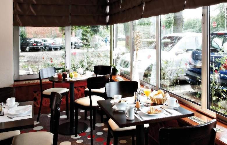 Leonardo Inn Airport Hotel Hamburg - Restaurant - 11