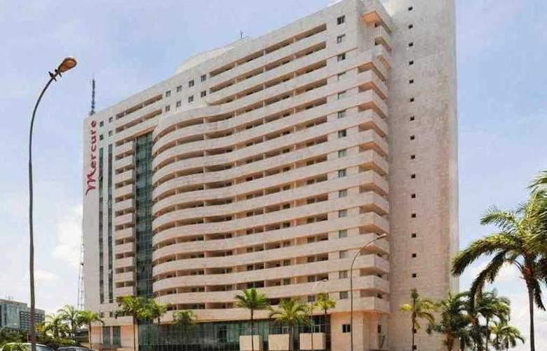 Mercure Brasilia Lider - Hotel - 8